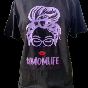 Custom Printed T-shirt ( Vinyl) – Single Sided
