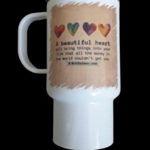 Custom Printed Travel Mugs