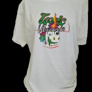 Custom Printed T-shirt (Image) -Single Sided